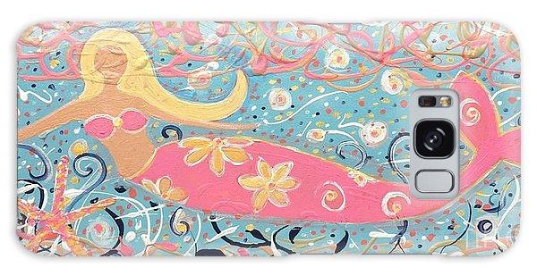 Sea Siren Blondie Galaxy Case