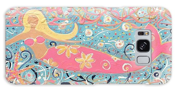 Sea Siren Blondie Galaxy Case