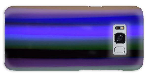 Sea Stripes Galaxy Case