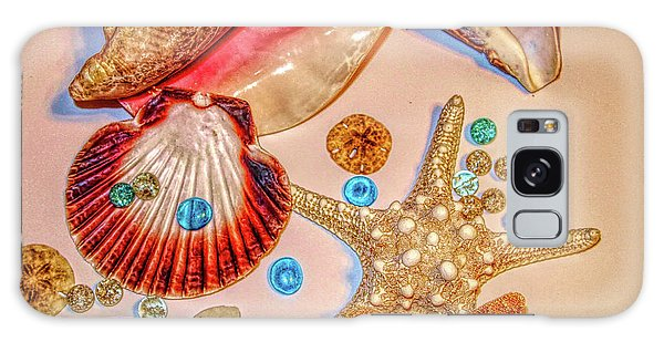 Sea Treasures Galaxy Case