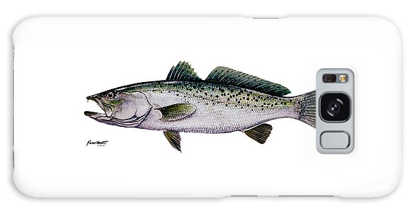 Sea Trout Galaxy Case