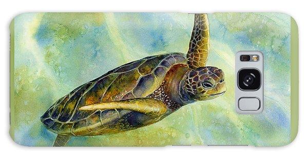Sea Turtle 2 Galaxy Case