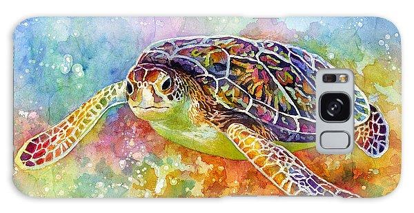 Sea Turtle 3 Galaxy Case