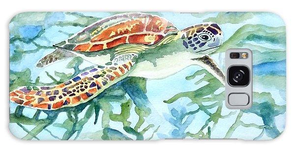 Sea Turtle Series #1 Galaxy Case