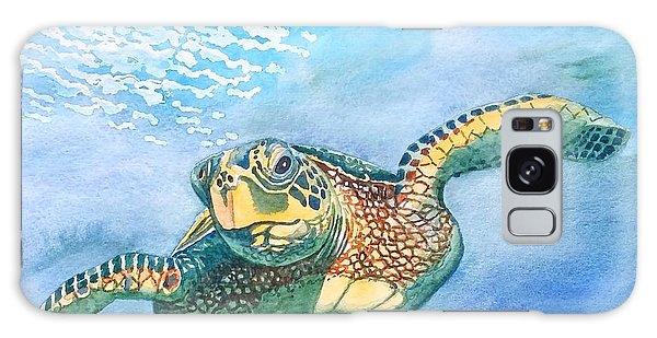 Sea Turtle Series #2 Galaxy Case