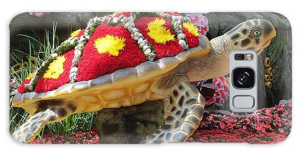 Sea Turtle Galaxy Case by Steven Parker