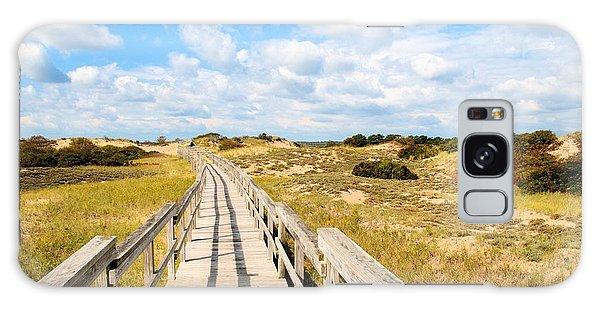 Seabound Boardwalk Galaxy Case