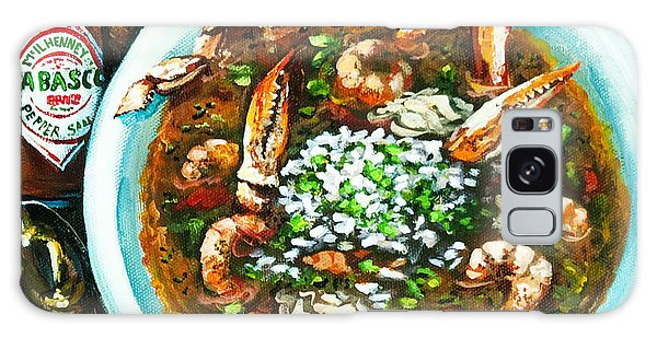 Seafood Gumbo Galaxy Case
