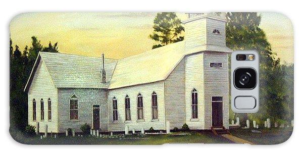 Galaxy Case - Seaford Zion Methodist Church by Anne Kushnick