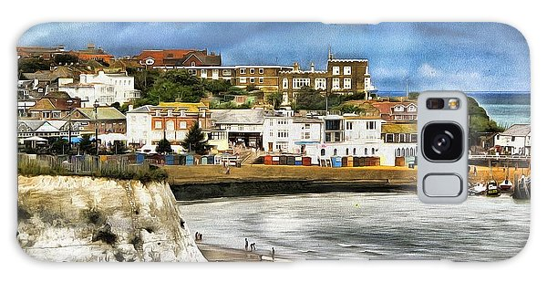 Seafront Broadstairs Kent Galaxy Case