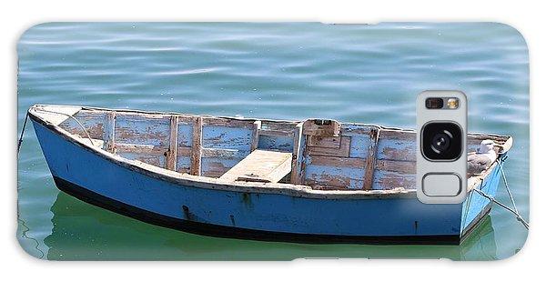Seagull's Boat Galaxy Case
