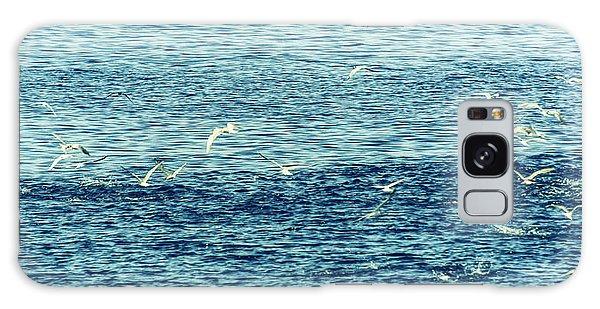 Seagulls Galaxy Case