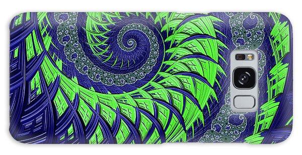 Seahawks Spiral Galaxy Case