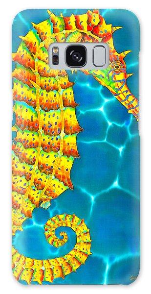 Seahorse - Exotic Art Galaxy Case