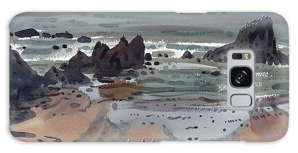Seal Rock Oregon Galaxy Case