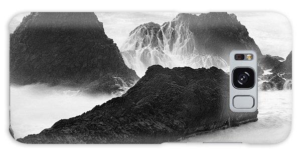 Galaxy Case - Seal Rocks by Bob Neiman