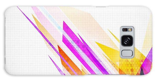 Mottled Galaxy Case - Seamless Honeycomb Pattern by Setsiri Silapasuwanchai