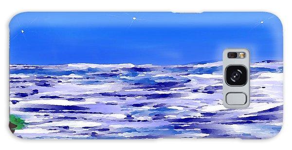 Sea.moon Light Galaxy Case by Dr Loifer Vladimir