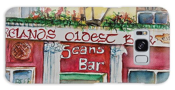 Seans Irish Pub Galaxy Case