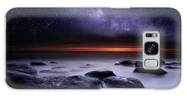 Search Of Meaning Galaxy Case by Jorge Maia
