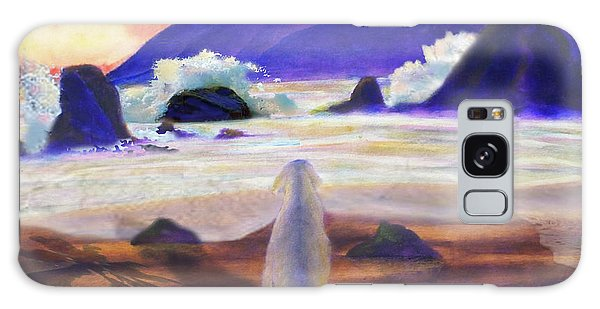 Sea Dog Galaxy Case