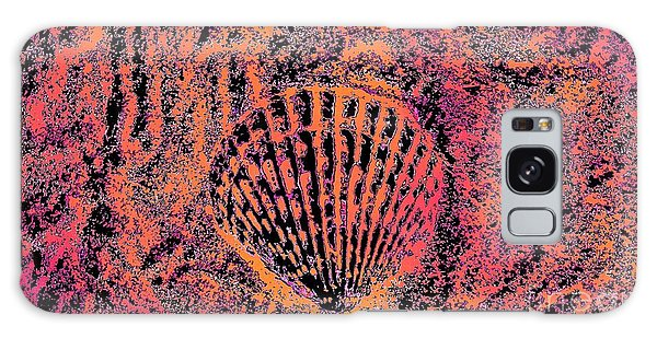 Seashell Delight Galaxy Case by Rachel Hannah