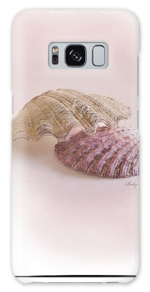 Seashell Love Galaxy Case