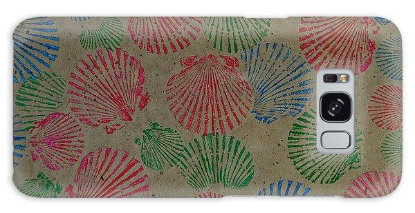 Seashells By The Seashore Galaxy Case