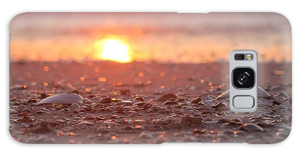 Seashells Suns Reflection Galaxy Case
