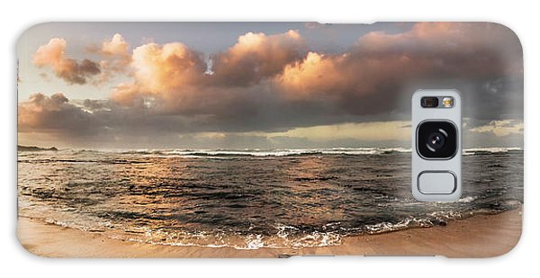 West Bay Galaxy Case - Seashore Splendour by Jorgo Photography - Wall Art Gallery