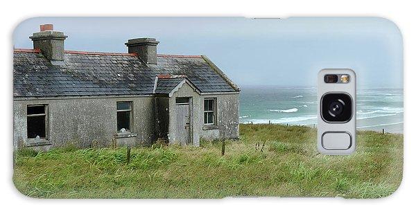 Seaside Cottage Belmullet Galaxy Case