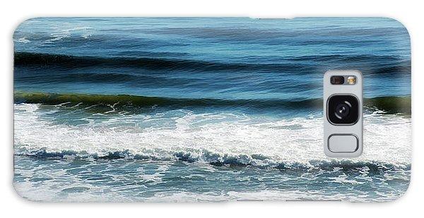 Seaside Fisherman Galaxy Case