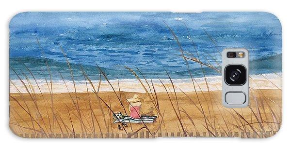 Seaside In Massachusetts Galaxy Case
