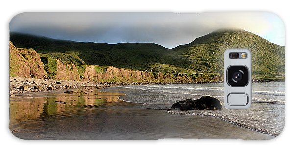 Seaside Reflections - County Kerry - Ireland Galaxy Case