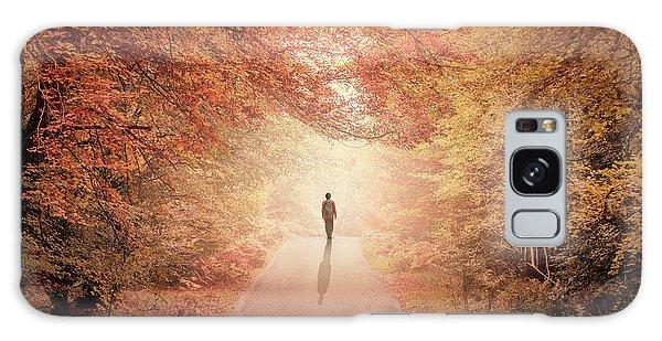 Co Galaxy S8 Case - Season Of Hollow Soul by Evelina Kremsdorf