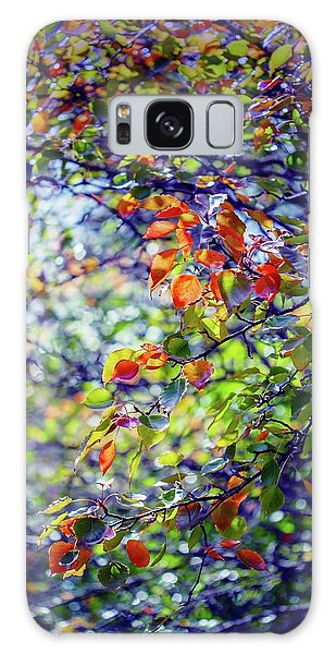 New Leaf Galaxy Case - Seasons Change by Az Jackson