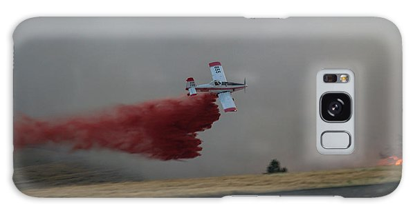 Seat Drops On Indian Canyon Fire Galaxy Case
