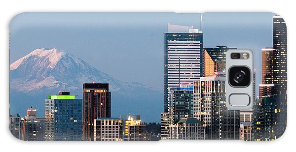 Seattle At First Light II Galaxy Case