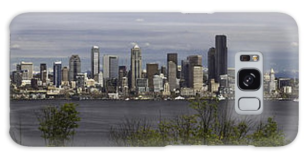 Seattle At Its Best Galaxy Case