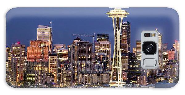 Seattle Blue Hour Galaxy Case