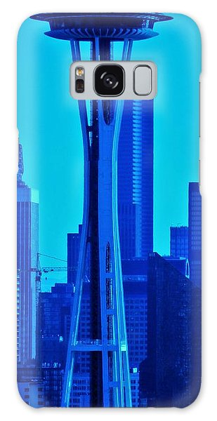Seattle Blue Galaxy Case