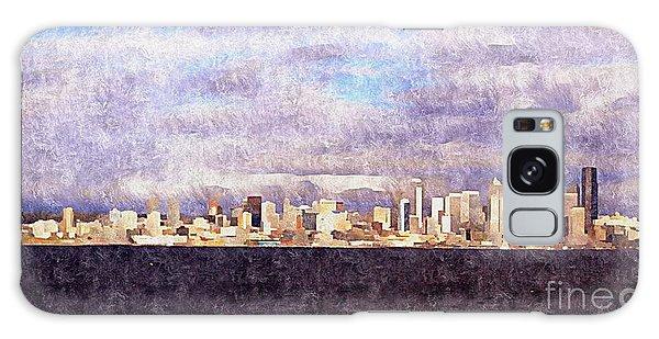 Seattle Galaxy Case by Janice Spivey