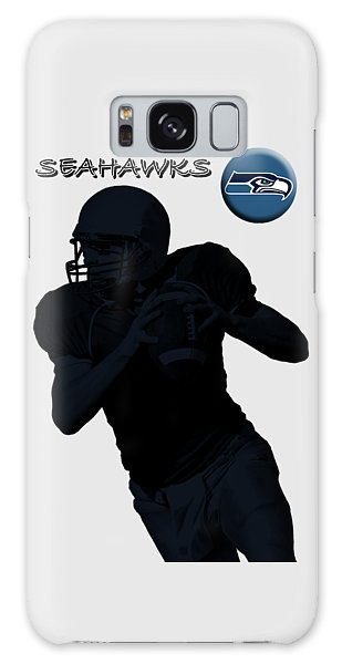 Seattle Seahawks Football Galaxy Case