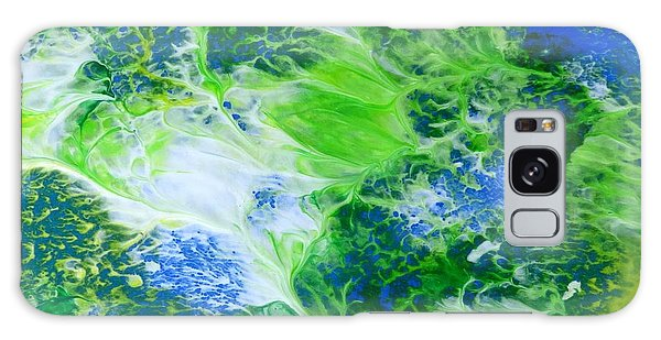 Seaweed Galaxy Case by Fred Wilson