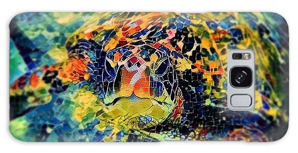 Sebastian The Turtle Galaxy Case by Erika Swartzkopf
