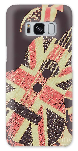 Punk Rock Galaxy Case - Second British Invasion by Jorgo Photography - Wall Art Gallery