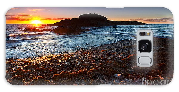 Second Valley Sunset Galaxy Case by Bill  Robinson