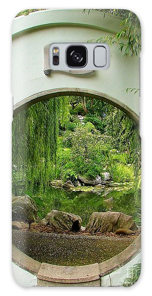 Secret Garden Galaxy Case by Michele Penner