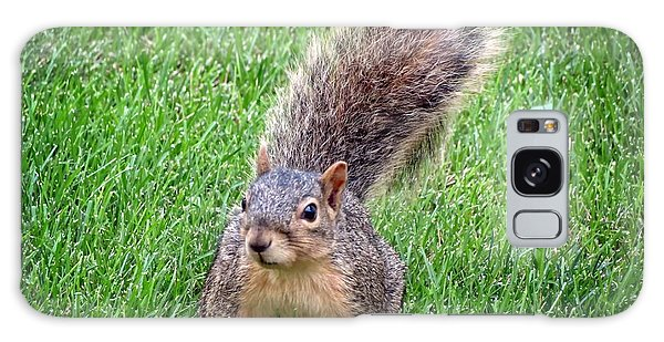 Secret Squirrel Galaxy Case by Kyle West