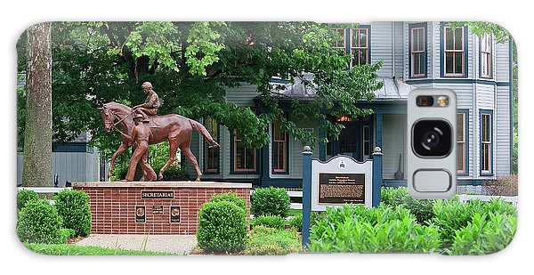 Secretariat Statue At The Kentucky Horse Park Galaxy Case
